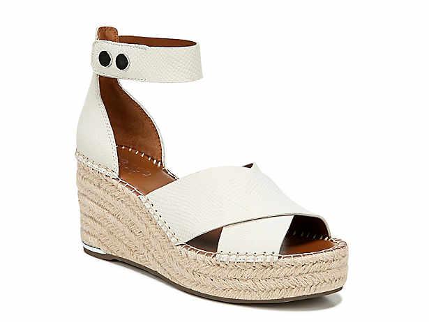 Wedge sandals, Espadrilles