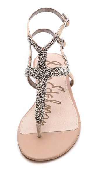 7a7692088ecf Sam Edelman Nahara Jeweled Sandals
