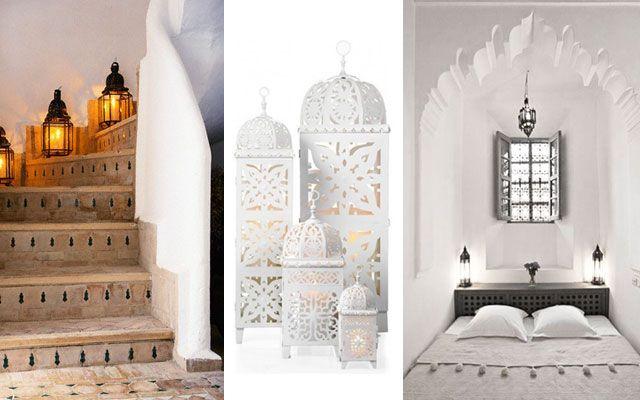 Estilo marroqu o estilo rabe marina estilo marroqu - Decoracion arabe interiores ...