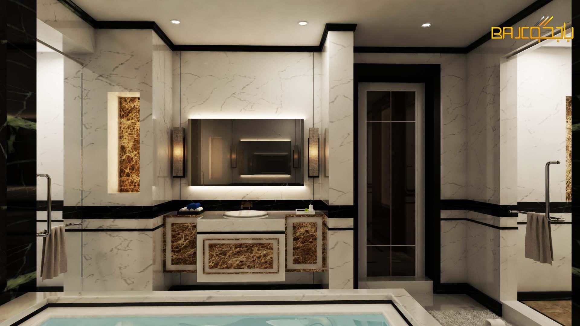 مغسلة مودرن Fireplace Home Decor Marble