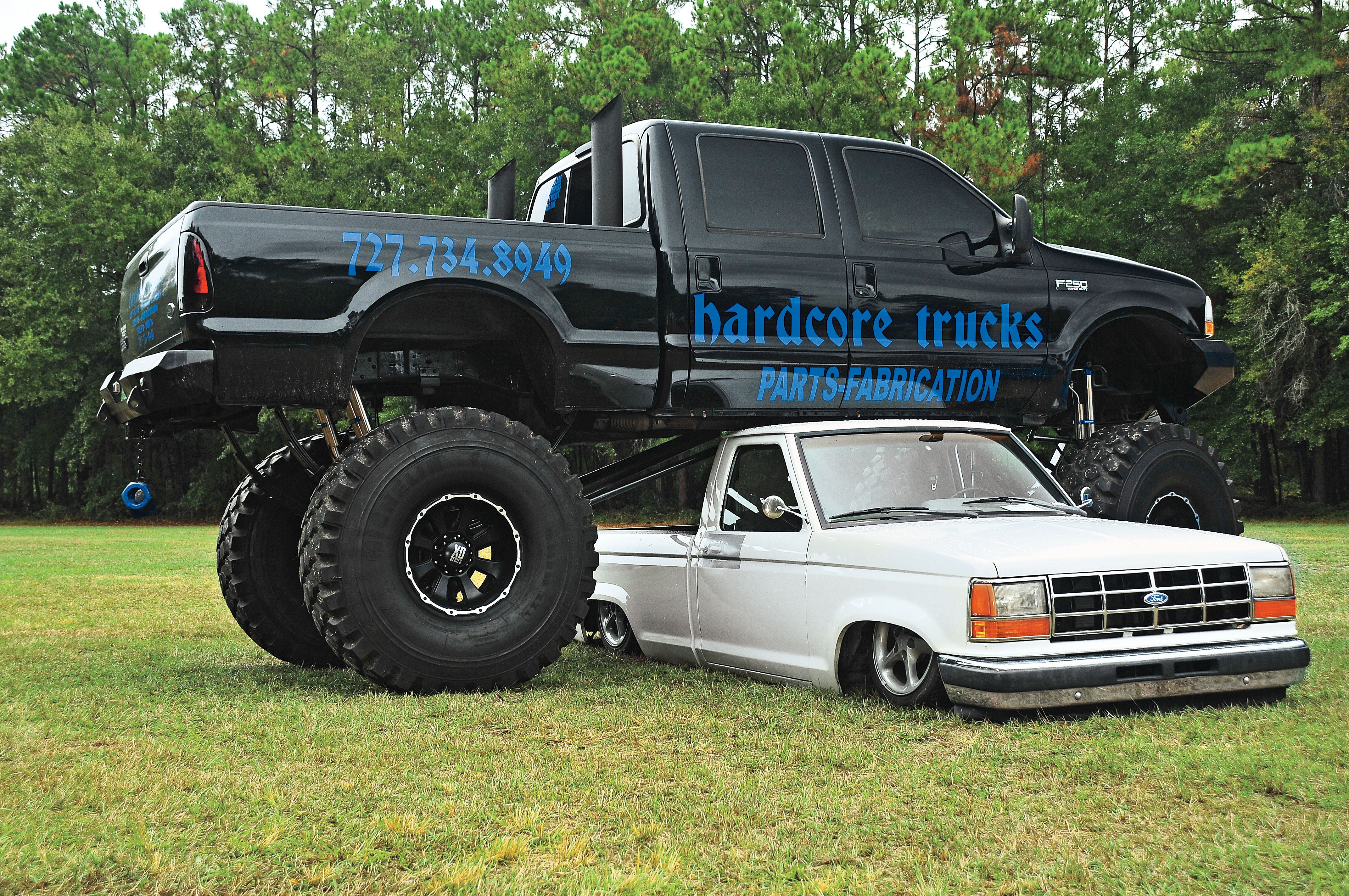 Big Ford Mud Trucks | New Car: big lifted ford trucks wallpaper ...