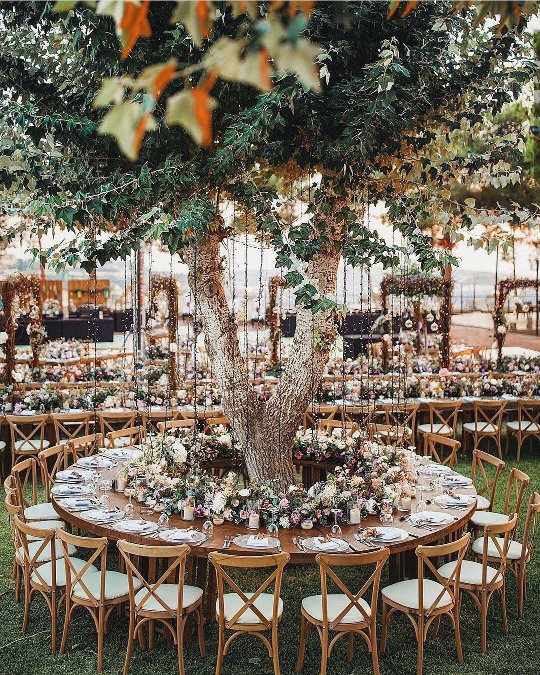 Outdoor summer wedding ceremony | wedding, summer wedding ...