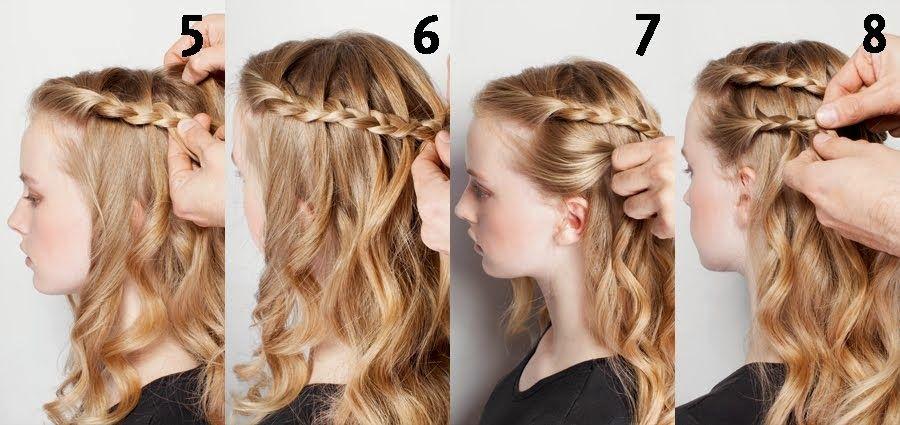 pasos para hacer peinados faciles y bonitos