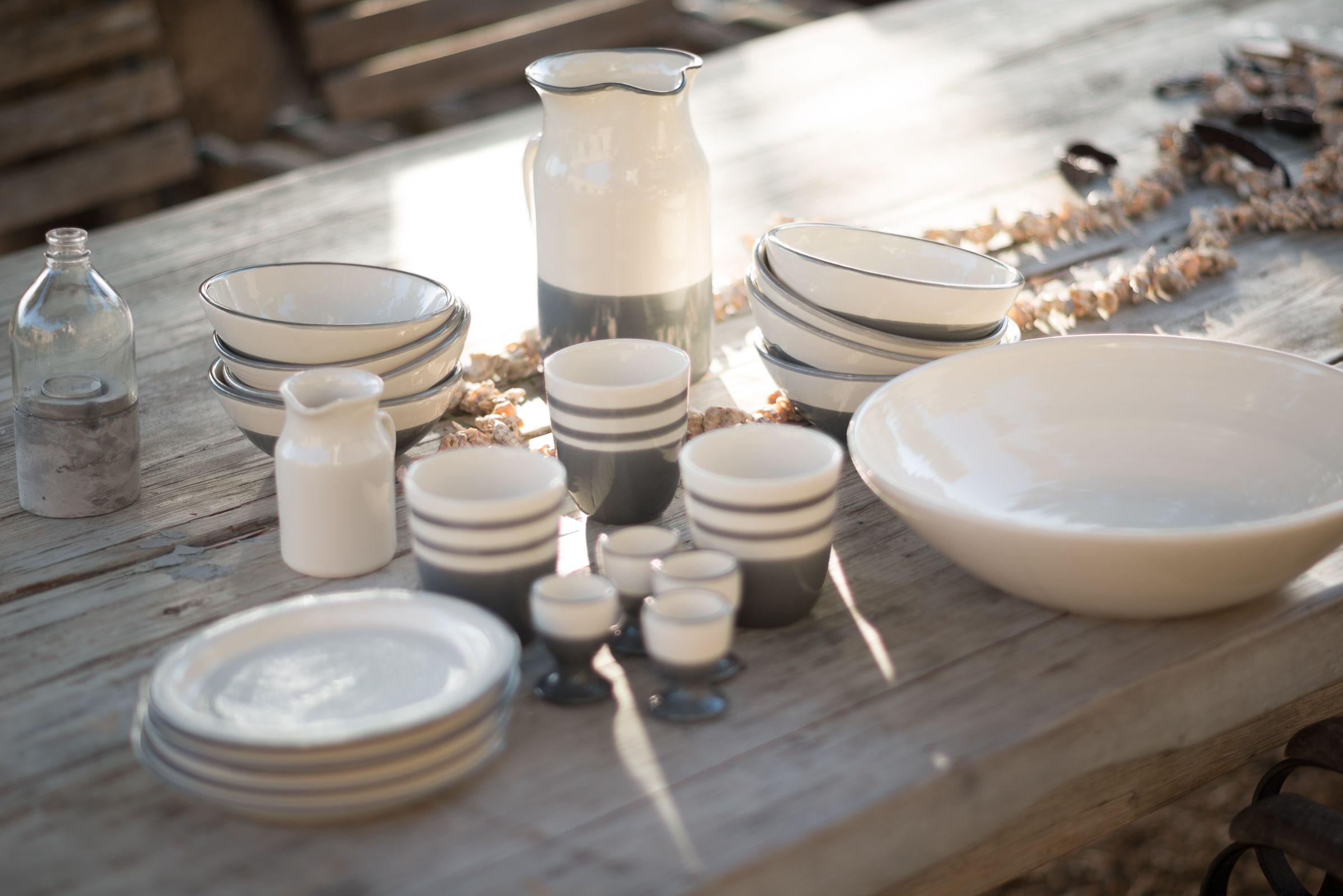 Wo Wohnt Til Schweiger handgefertigte keramik barefoot living by til schweiger kitchen