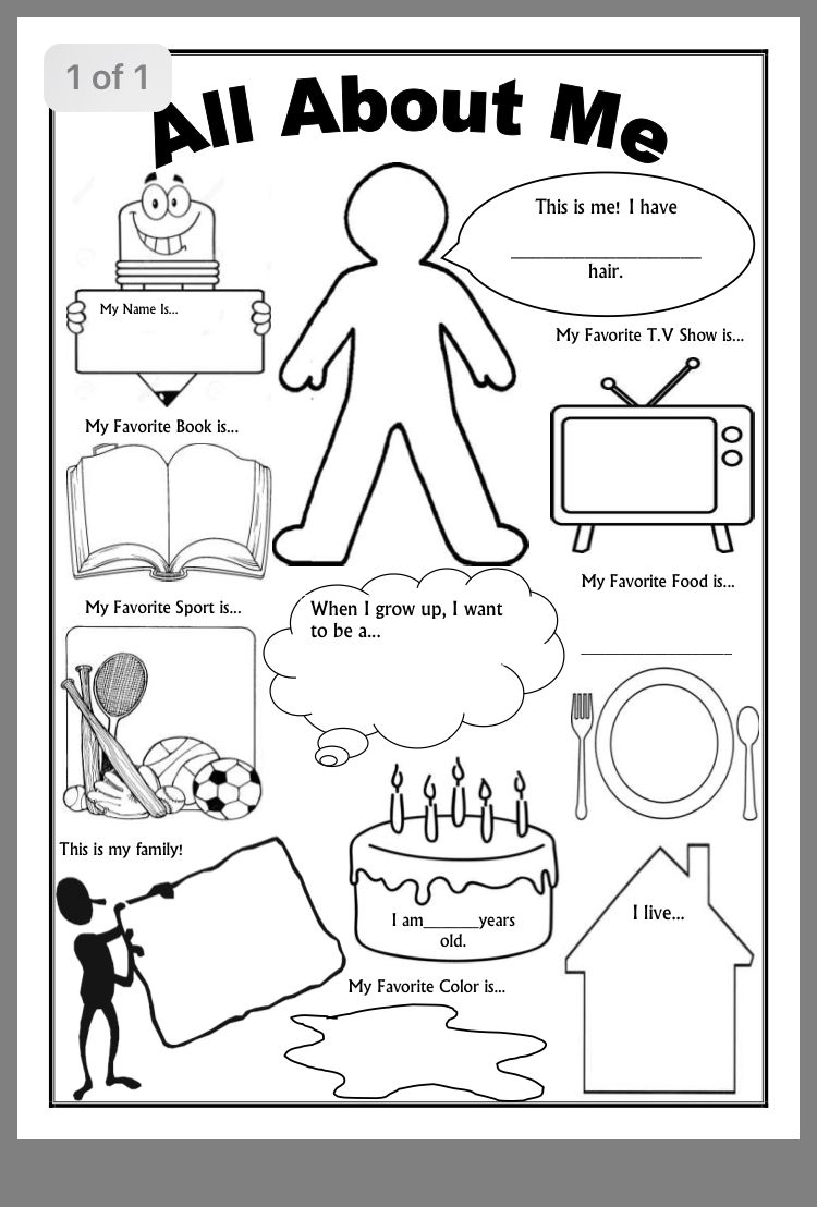 Pin by Danielle Rinker on Classroom   First day of school activities [ 1108 x 750 Pixel ]