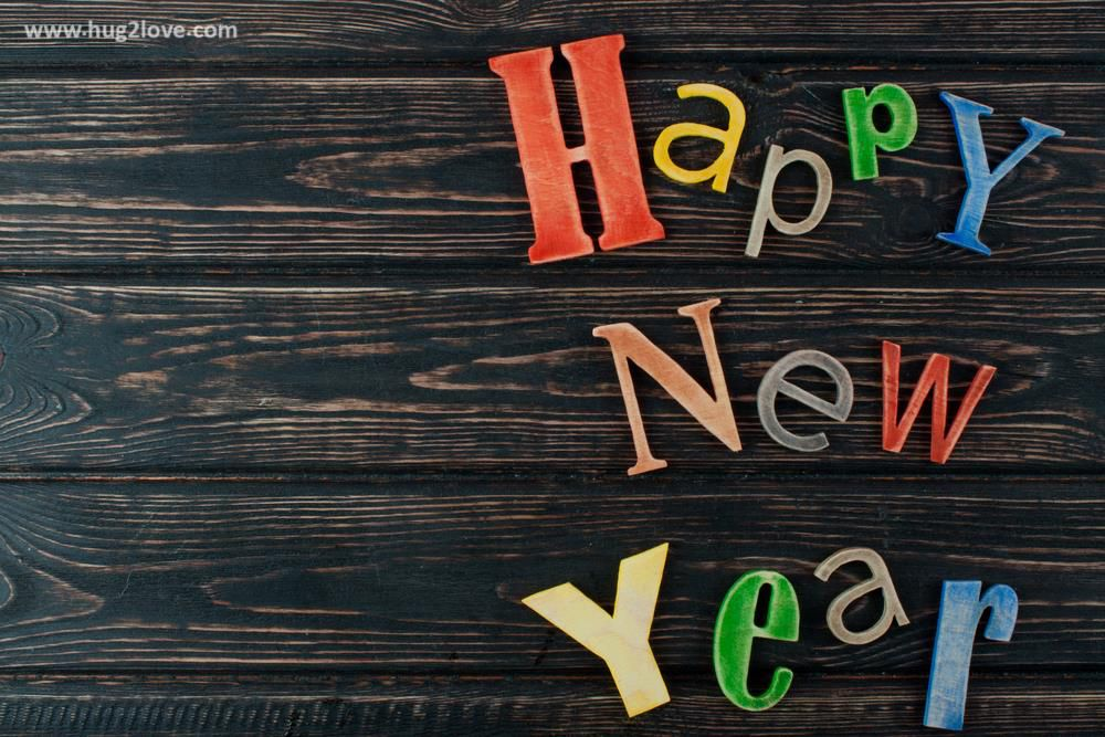 best happy new year wallpaper 2018 black