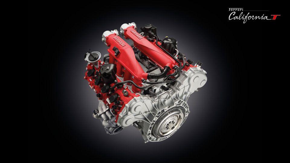 Ferrari California T Ferrari California Voiture Moteur V