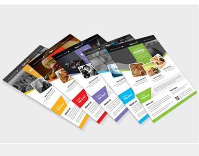 """Check out new work on my @Behance portfolio: """"Corporate Flyer"""" http ..."""