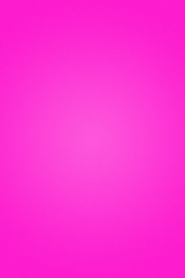 Neon pink color background