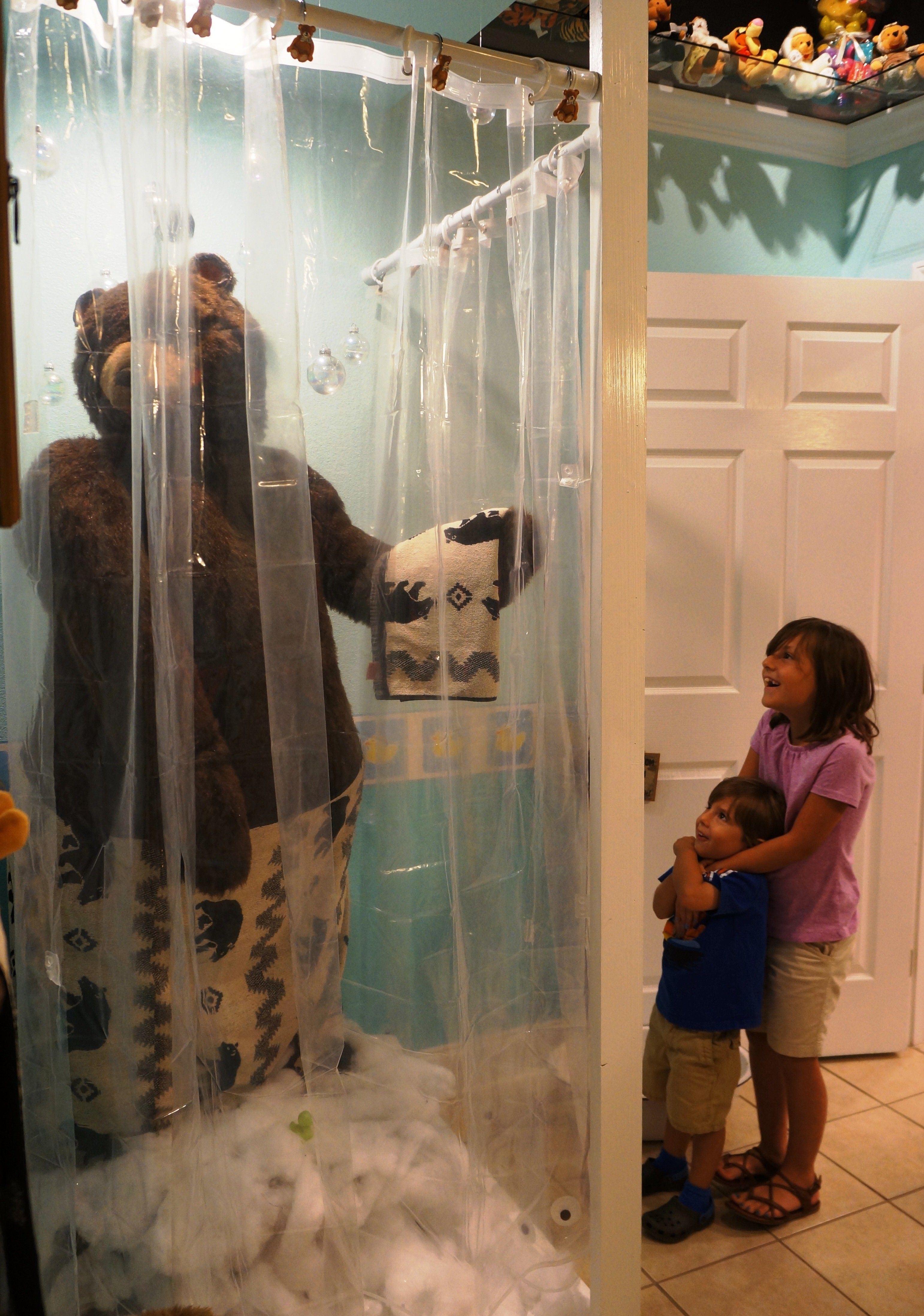 At the Teddy Bear House Museum in Picayune, MS. | Picayune ...