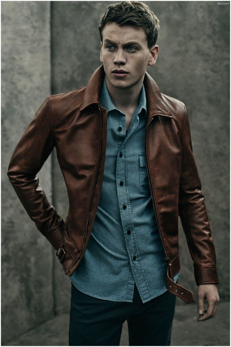 Clean Leather Jacket - Jackets &amp Blazers - Mens - Armani Exchange