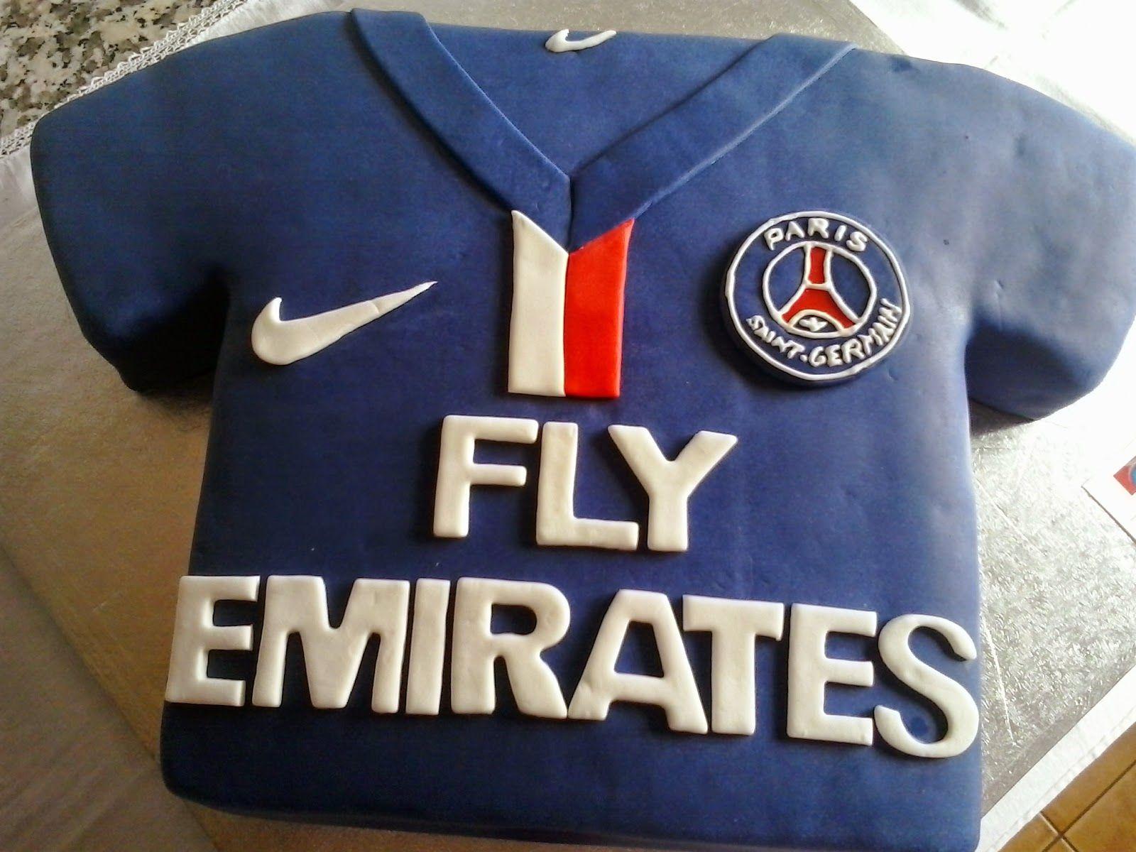 Mayvicake  Tarta Paris Saint-Germain  e418f087eecce