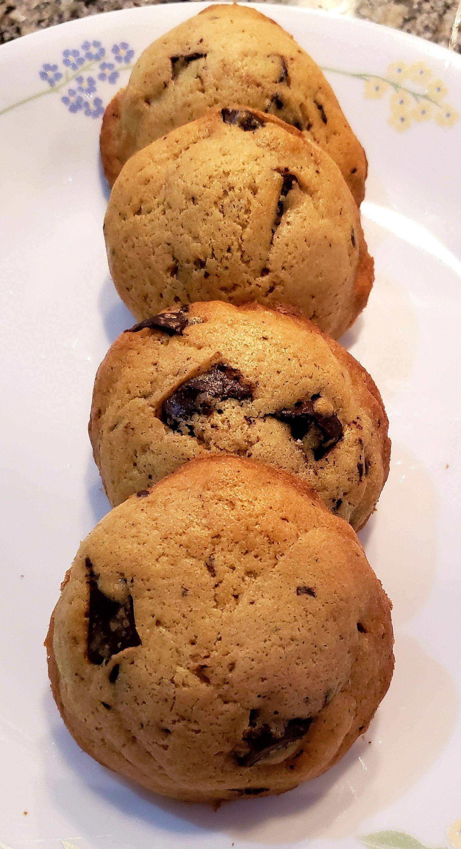 Chocolate Chip Cookies Using White Sugar Chocolate chip