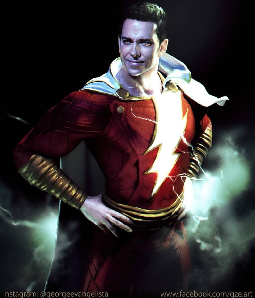 Falling In Reverse Hd Wallpaper Pin By Wat Anass On Dc Concept Art Shazam Movie Captain