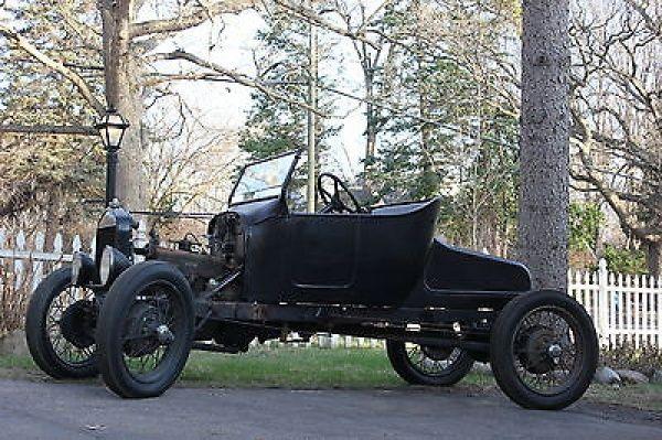 Ford Model T Roadster 1925 Ford Model T Roadster Gow Job Jalopy Roadsters Model T T Bucket