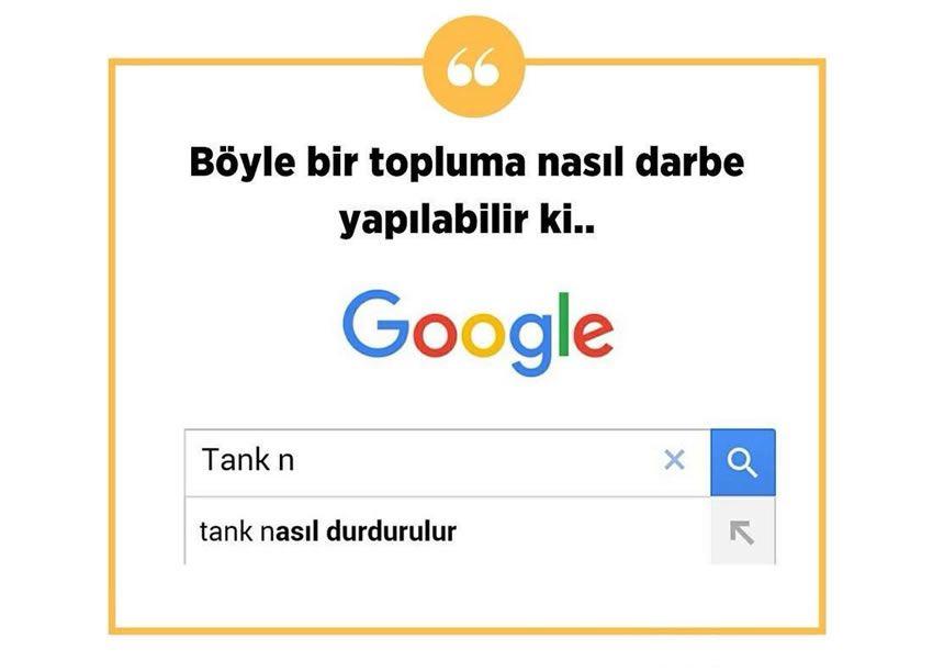 Tank Nasıl Durdurulur Google Trend Oldu; #unpoo #news #gündem #google #haber #fetö #terör