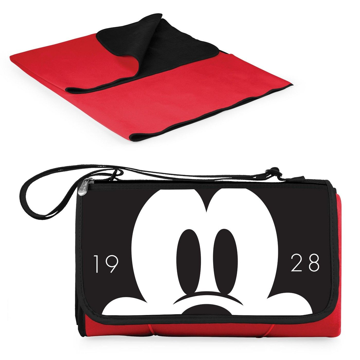 8d05f9948d Picnic Time Disney Mickey Mouse Outdoor Picnic Blanket Tote - Red  Disney