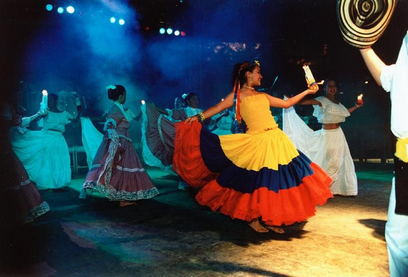 Colombian+Culture Culture in Pictures Colombia