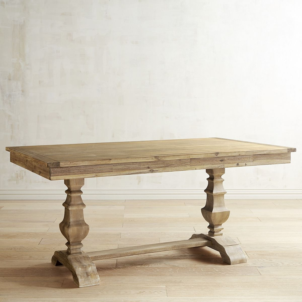 Bradding Natural Stonewash 66 Quot Dining Table Our House