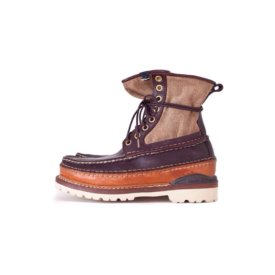 Visvim Grizzly Boot, ICT edition AW14 | Footwear | Boots ...