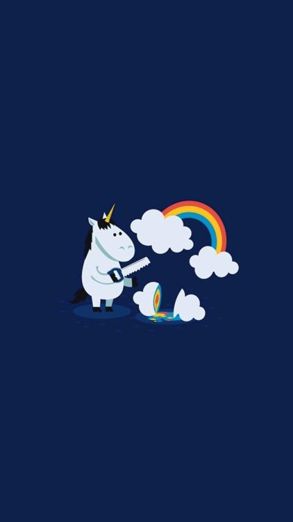 unicorn wallpaper tumblr Buscar con Google iPhone Wallpapers
