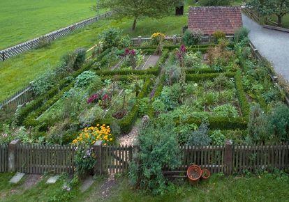 Growing A Wonderful Vegetable Garden Garden Layout Colonial Garden Garden Layout Vegetable