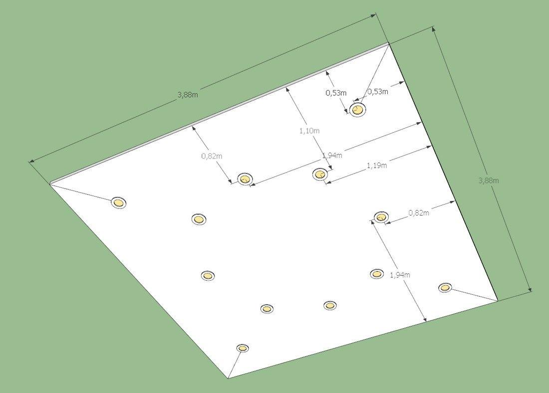 afficher l 39 image d 39 origine eclairage pinterest spot led encastrable plafond spot led. Black Bedroom Furniture Sets. Home Design Ideas