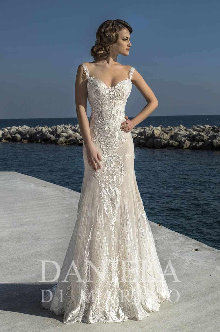 Vestidos de novia moda italiana