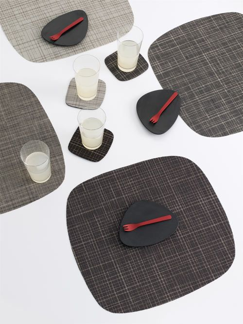 Lounge Coasters And Placemats By Chilewich Chilewich Retro Lounge Design Milk
