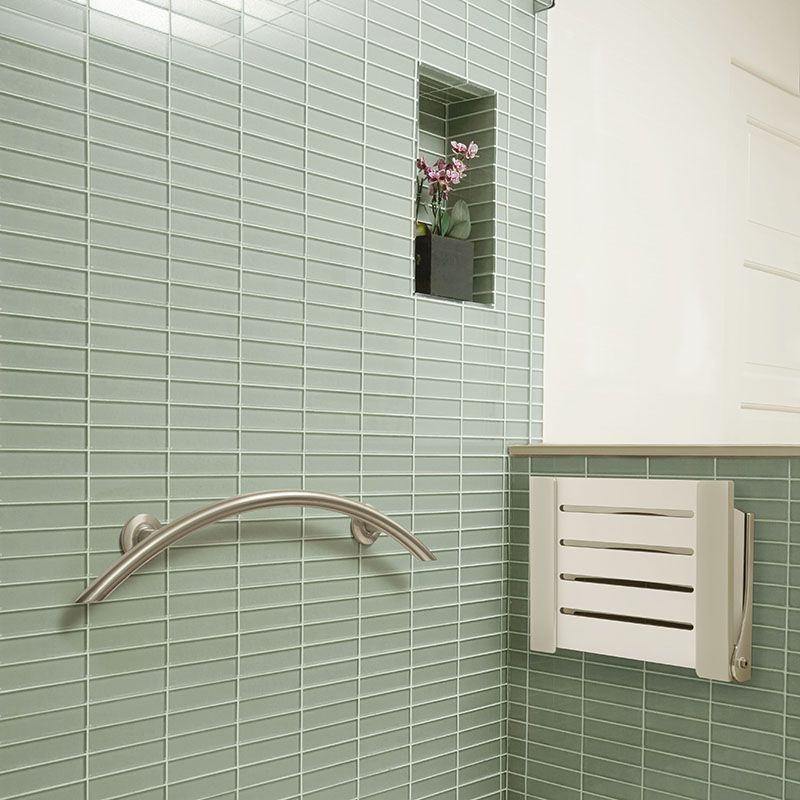 Our Lifestyle and Wellness line of grab bars, shower seats and