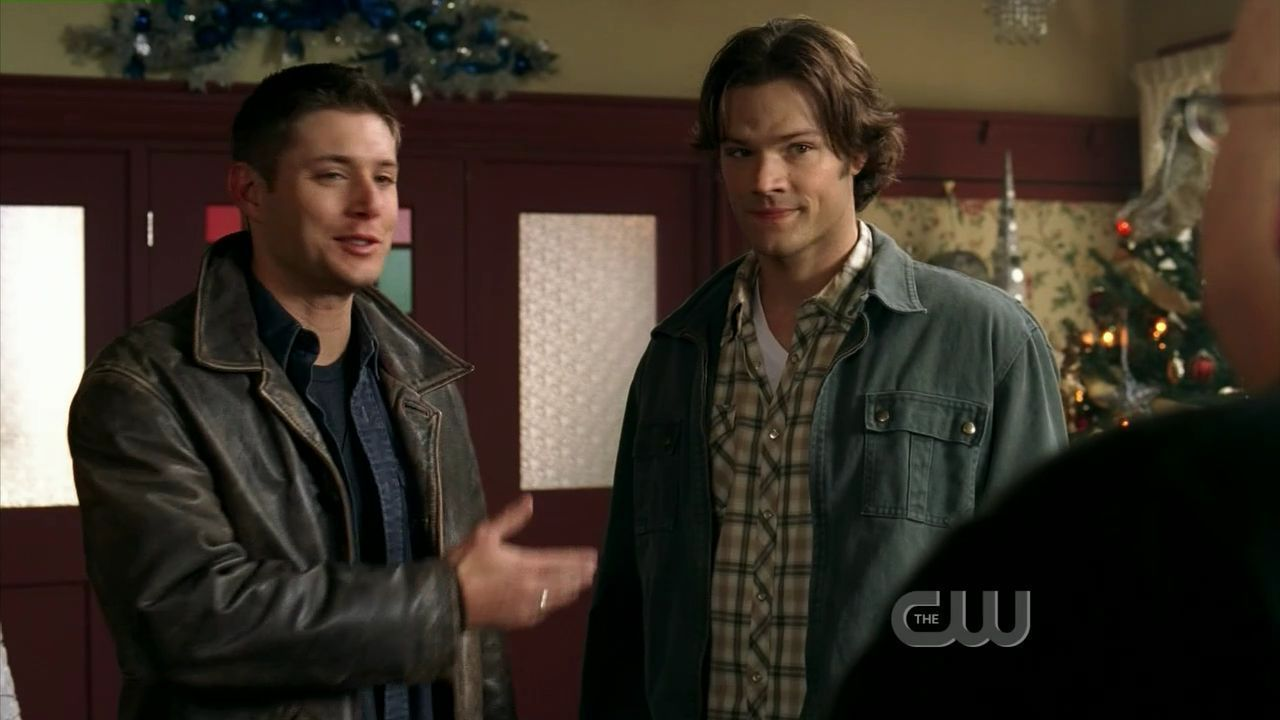 Supernatural Christmas Episodes.Image Result For Supernatural Season 3 A Very Supernatural