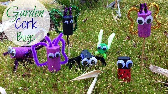 Garden Cork Bugs