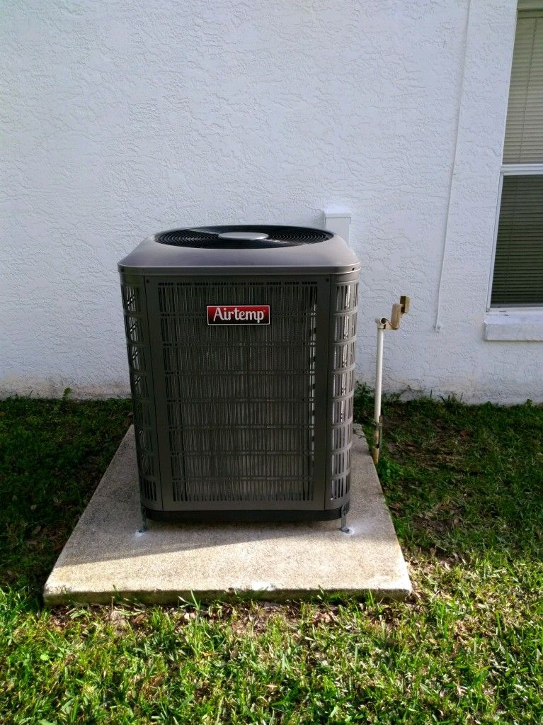 Airtemp Air Conditioners are an excellent choice for our