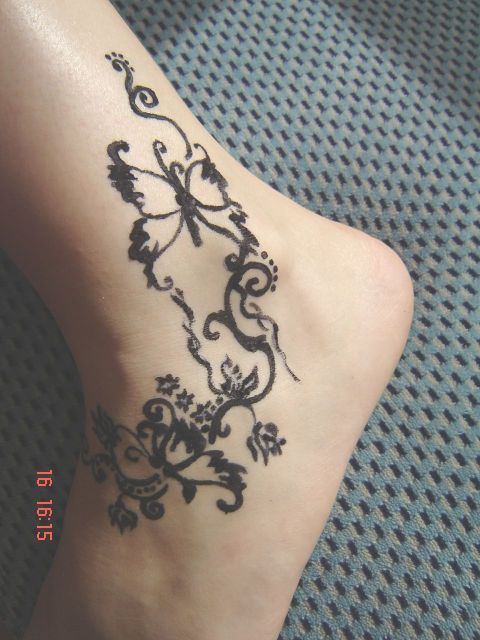 henna tattoo by Danira on DeviantArt | Henna | Henna ...