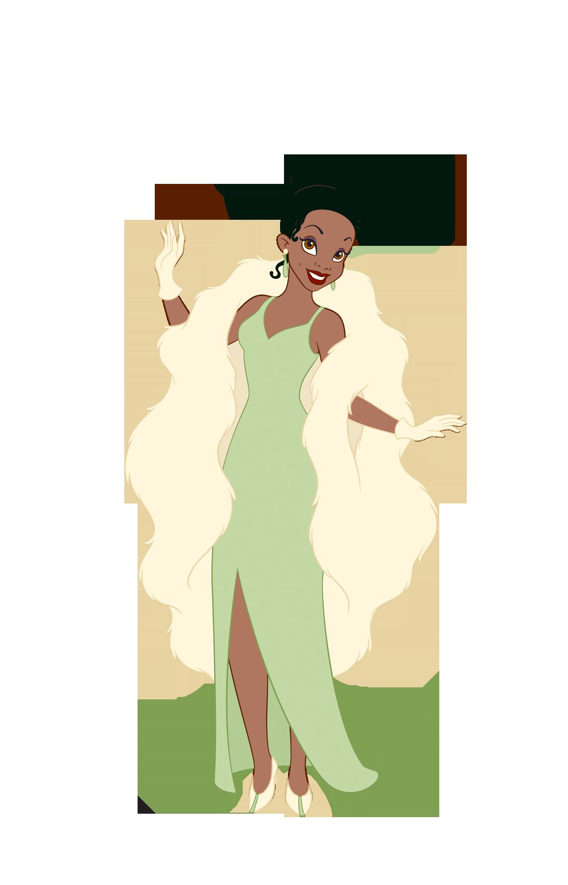 Dress Up Tiana Príncipes De Disney Kawaii Disney Fotos De Princesas Disney