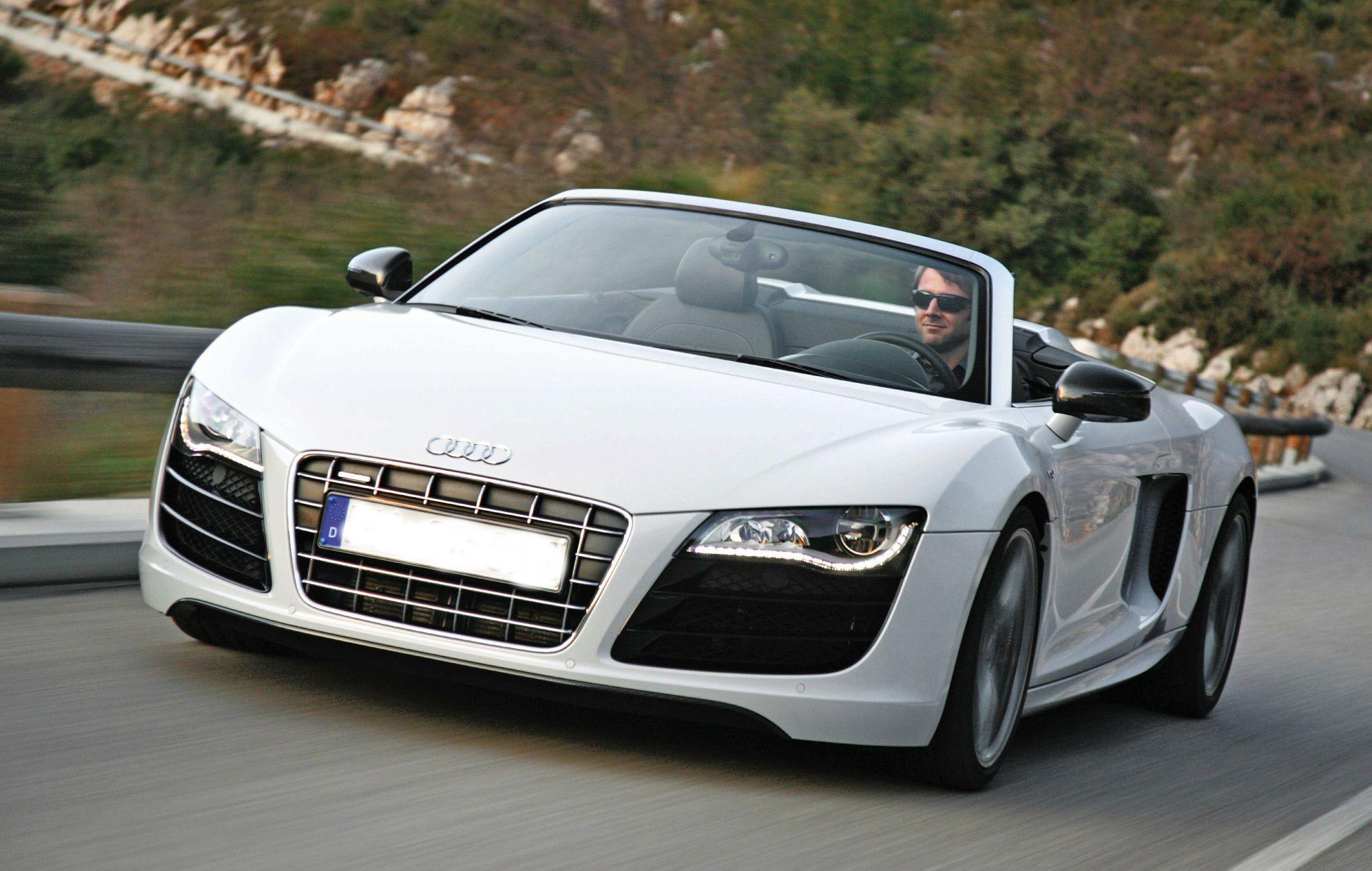 Audi R8 Spyder V10 Car For Hire Audi Cars Audi Audi R8 Spyder