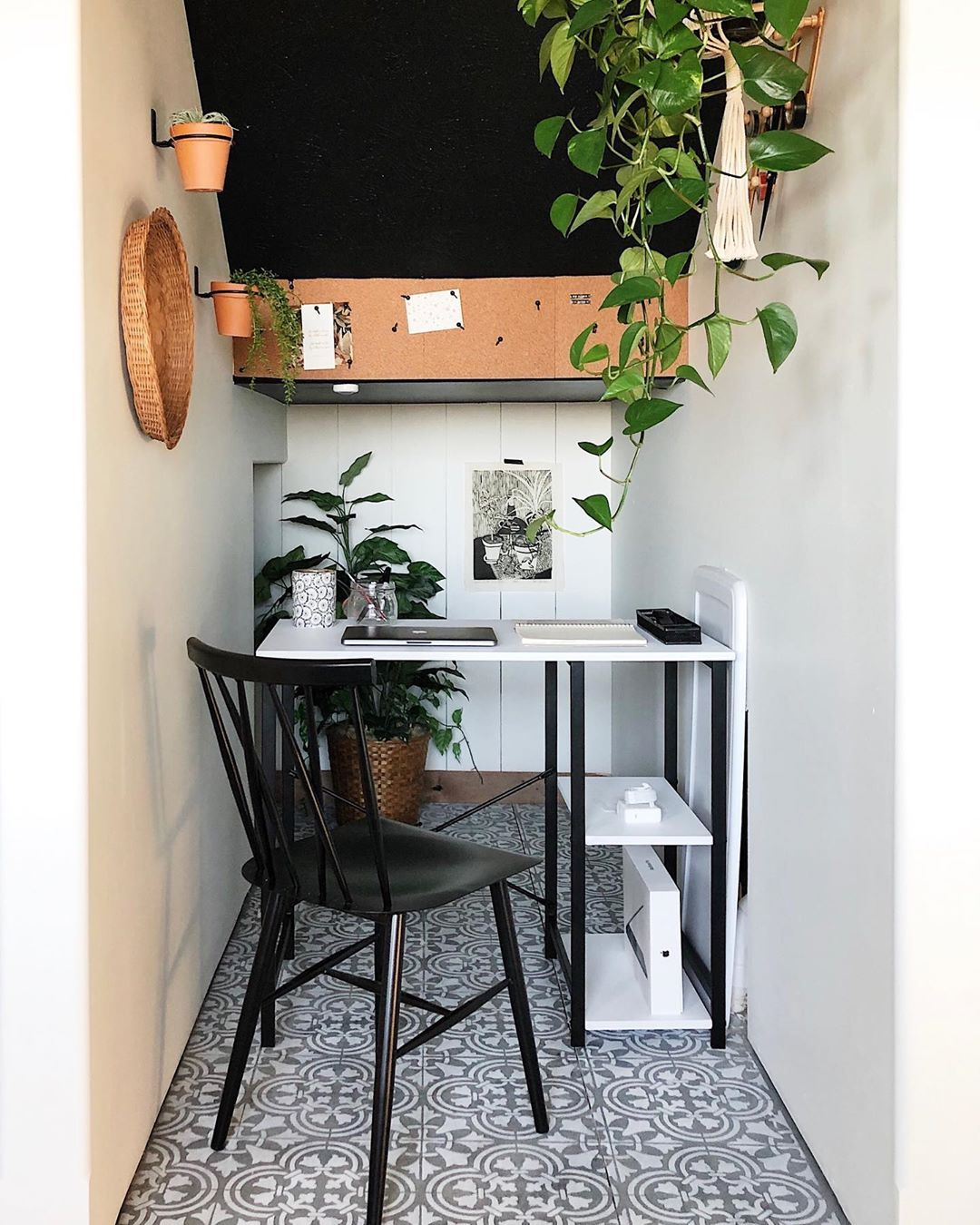 """Basement Home Office: CALLING ALL CREATORS On Instagram: """"OFFICE REVEAL"""