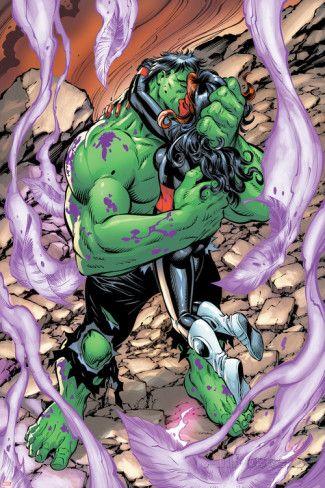 Hulk #Fan #Art. (Incredible Hulks #628: Hulk and Red She-Hulk ...