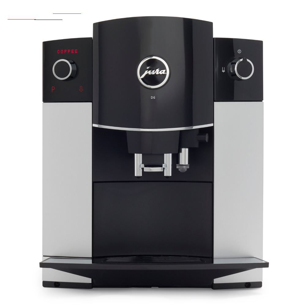 Jura D6 Automatic Coffee Machine Sur La Table