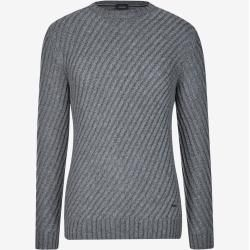 Photo of Pullover Nereos in Grau melange Joop