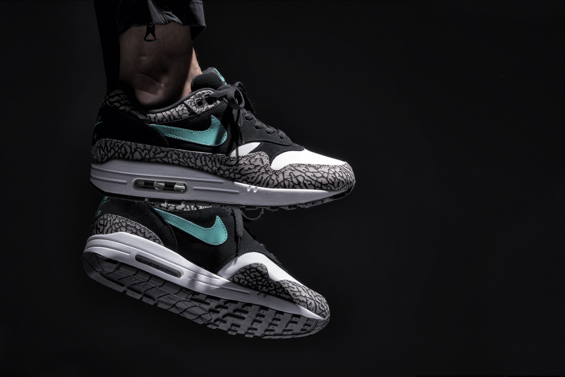 reputable site 79946 22d30 ... inexpensive atmos x nike air max 1 elephant 2 of 6 352b4 ca6bd