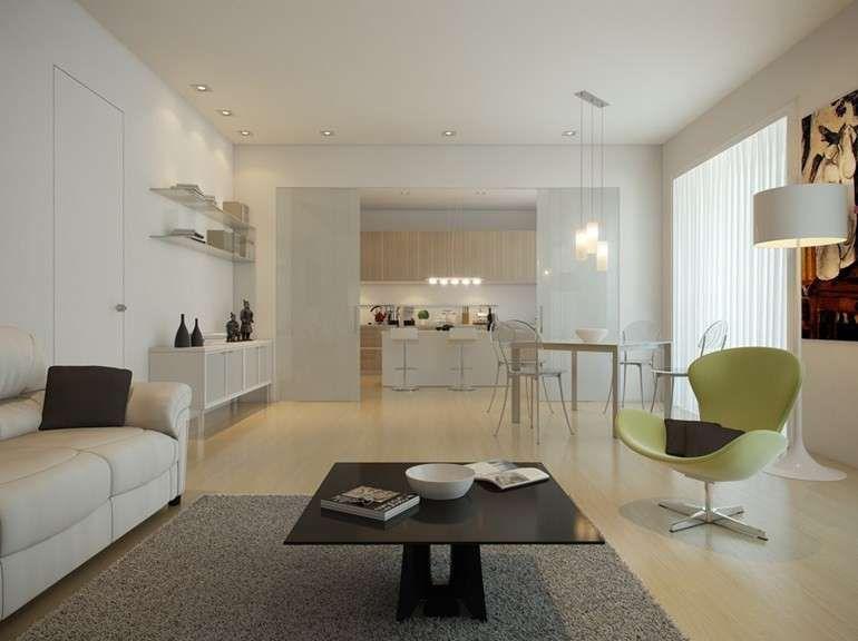 Pareti divisorie mobili | cucine | Porte vetro, Cucine e Porte ...