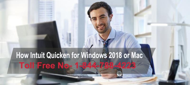 Quicken Customer Service 18447884223 Top software