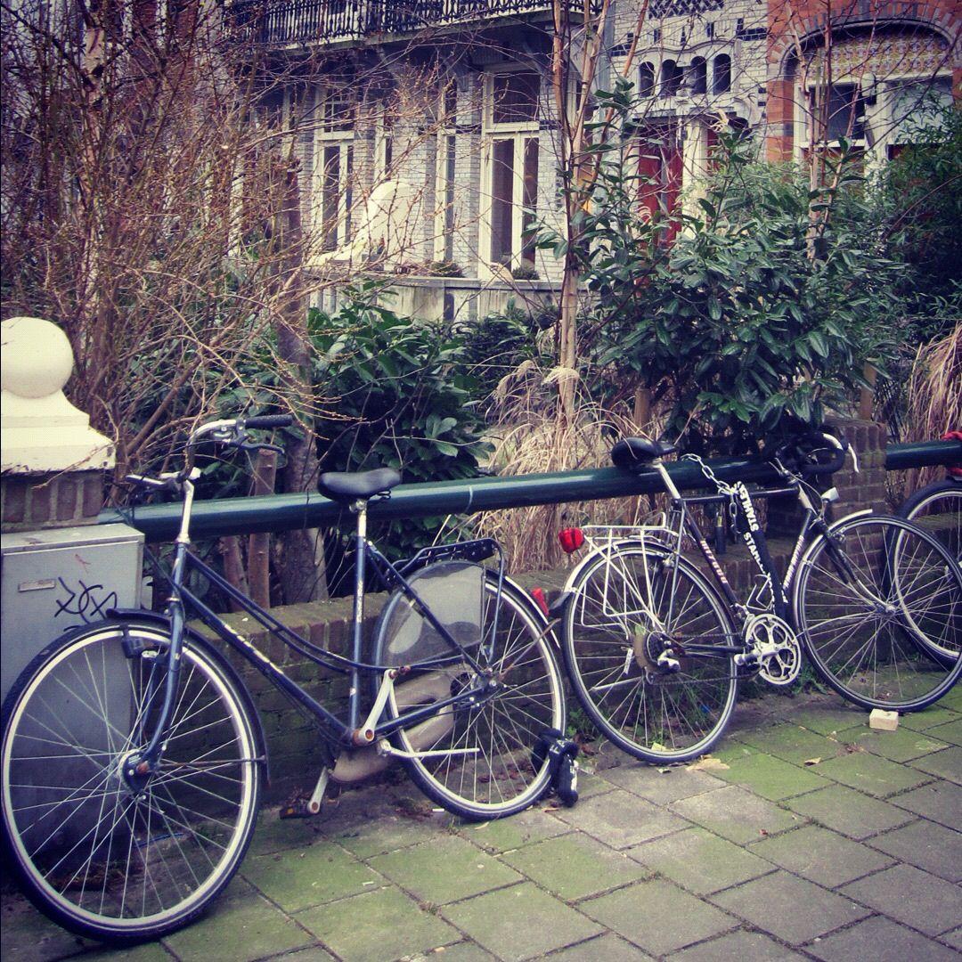 Amsterdã in bike