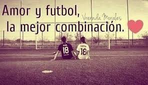 Futbol Frases De Amor Mujeres Buscar Con Google Futbolmujer