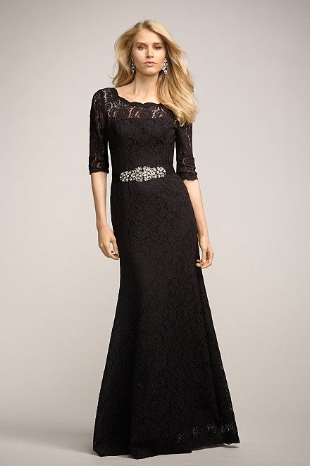 9be7e3d1e455 Watters Maids Dress Coriander Style 3218 | Watters.com at rebeccas this  would be nice for me