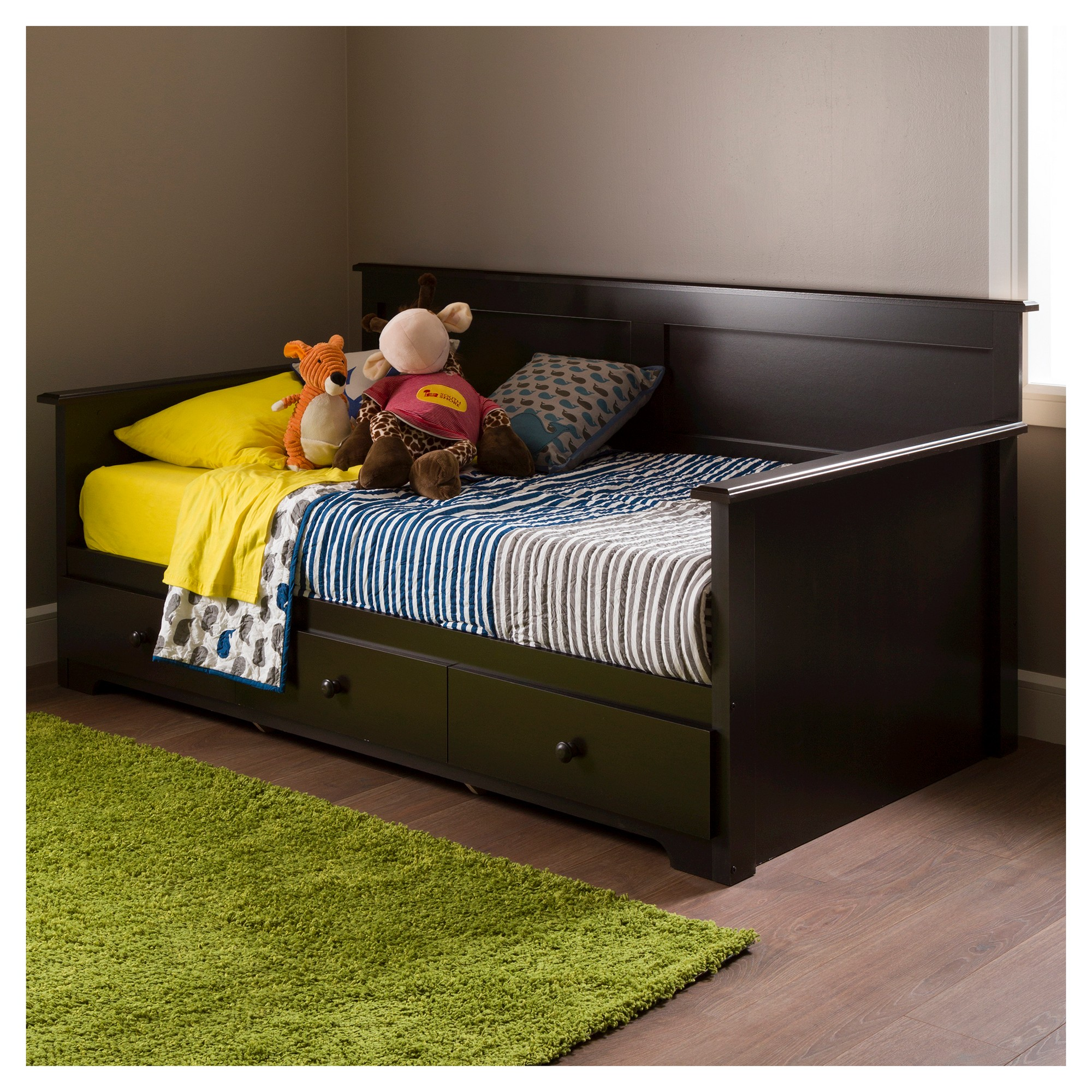 Summer Breeze Twin Daybed With Storage