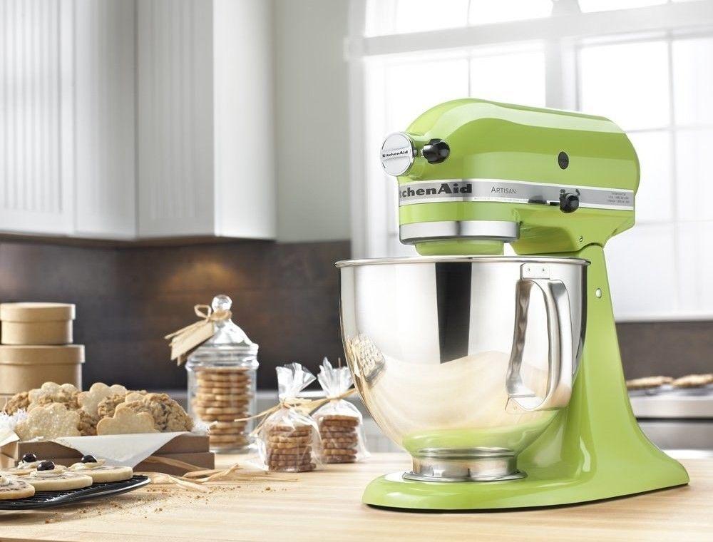 kitchenaid mixer glass bowl vs stainless steel