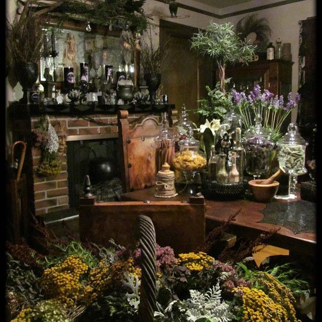 This is beautiful. I want my home to look like this. | Spirit | Pinterest | Witches, Woods and ...