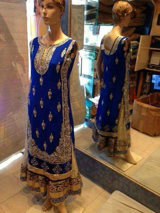 Maxi dress biyani